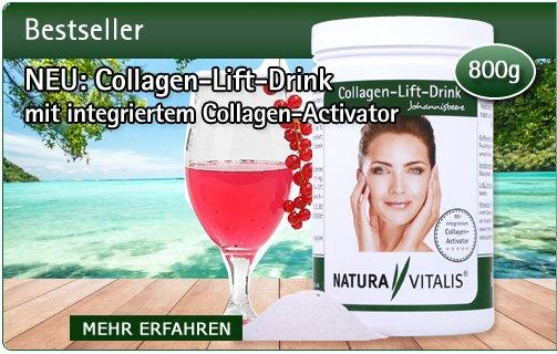 Collagen-Lift-Drink (800g) mit integriertem Collagen-Activator