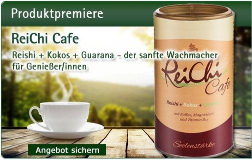 ReiChi Cafe - 180g von Dr. Jacob's