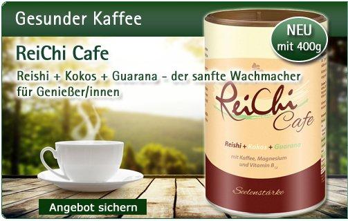 ReiChi Cafe von Dr.  Jacob's- 400g (80 Tassen)