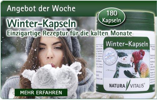 Winter-Kapseln 180 Stück - Jetzt noch stärker