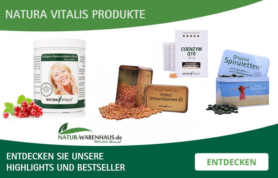 Natura Vitalis Produkte