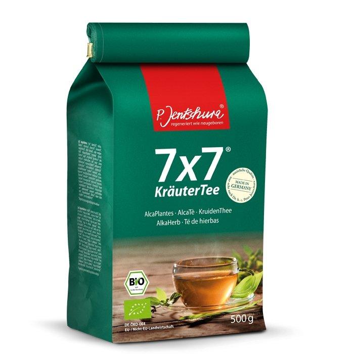 P. Jentschura 7x7® KräuterTee Bio - 500g