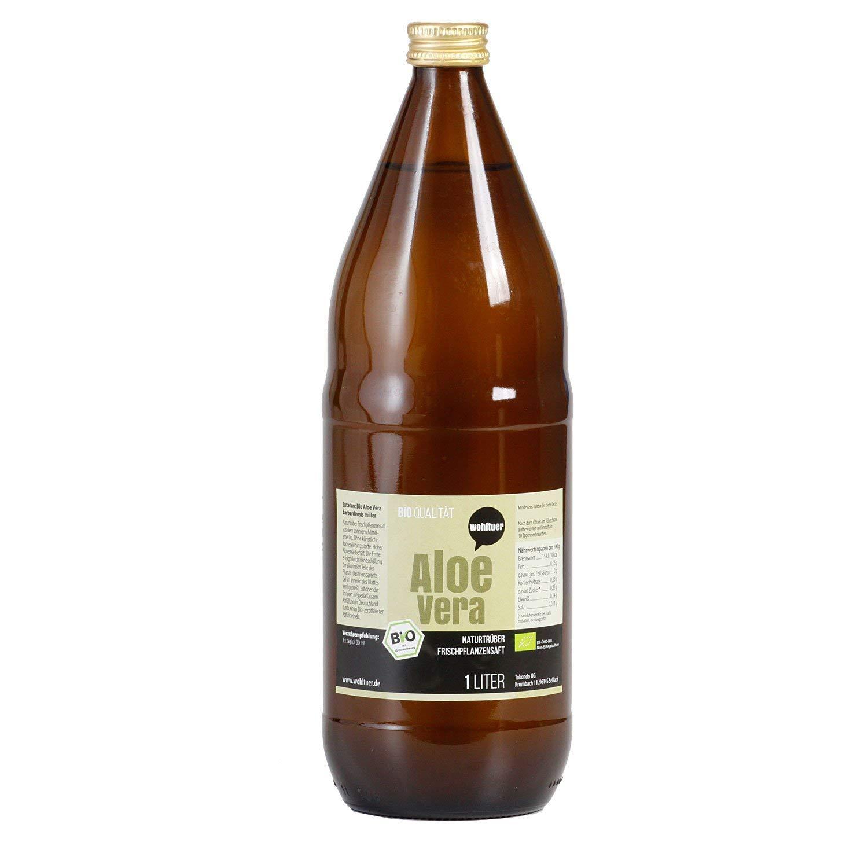 Bio Aloe Vera Saft - 1000ml