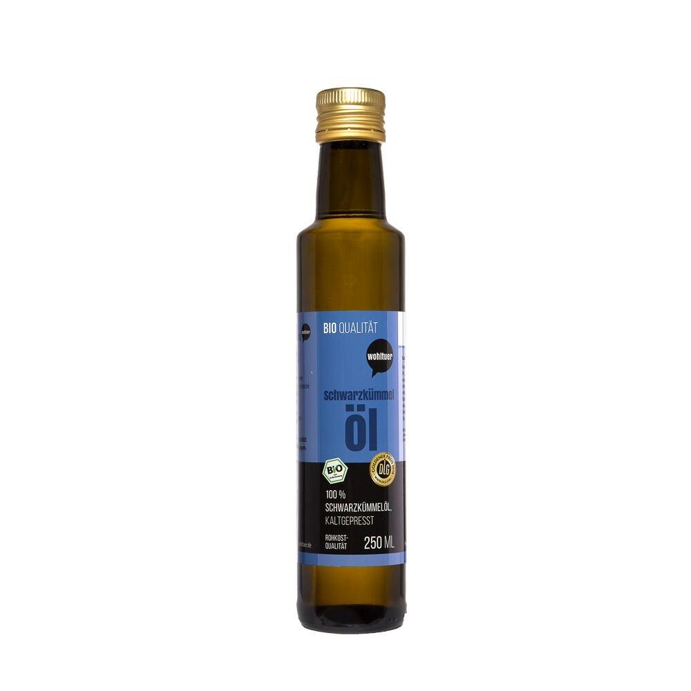 Bio Schwarzkümmelöl - 250ml