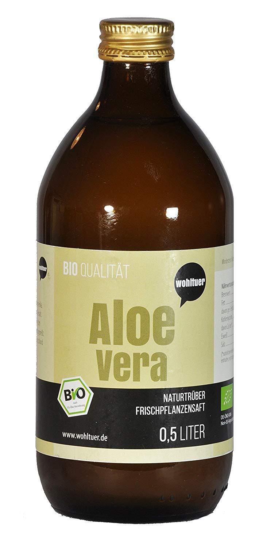 Bio Aloe Vera Saft - 500ml