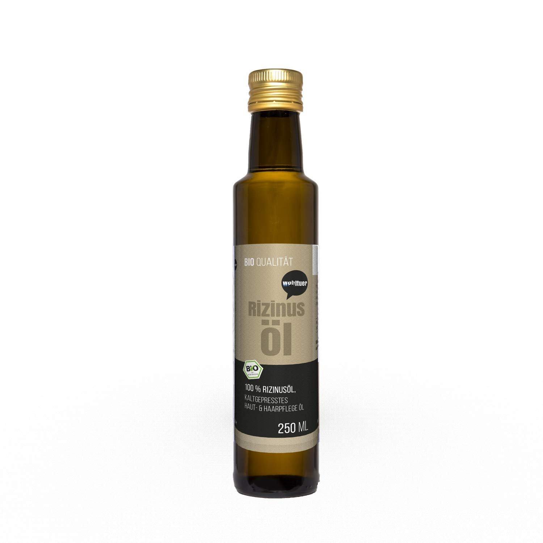Bio Rizinusöl - 250ml