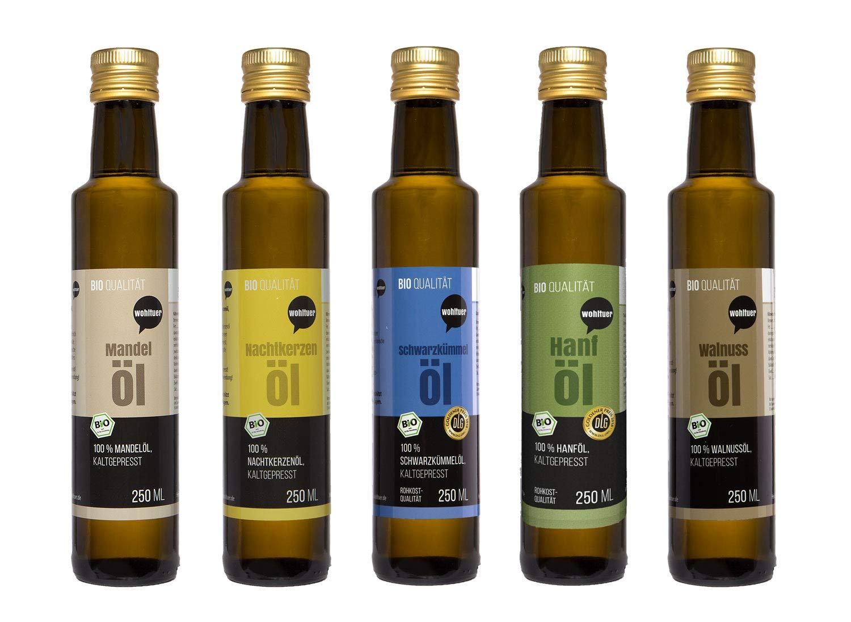 Bio Traubenkernöl - 250ml