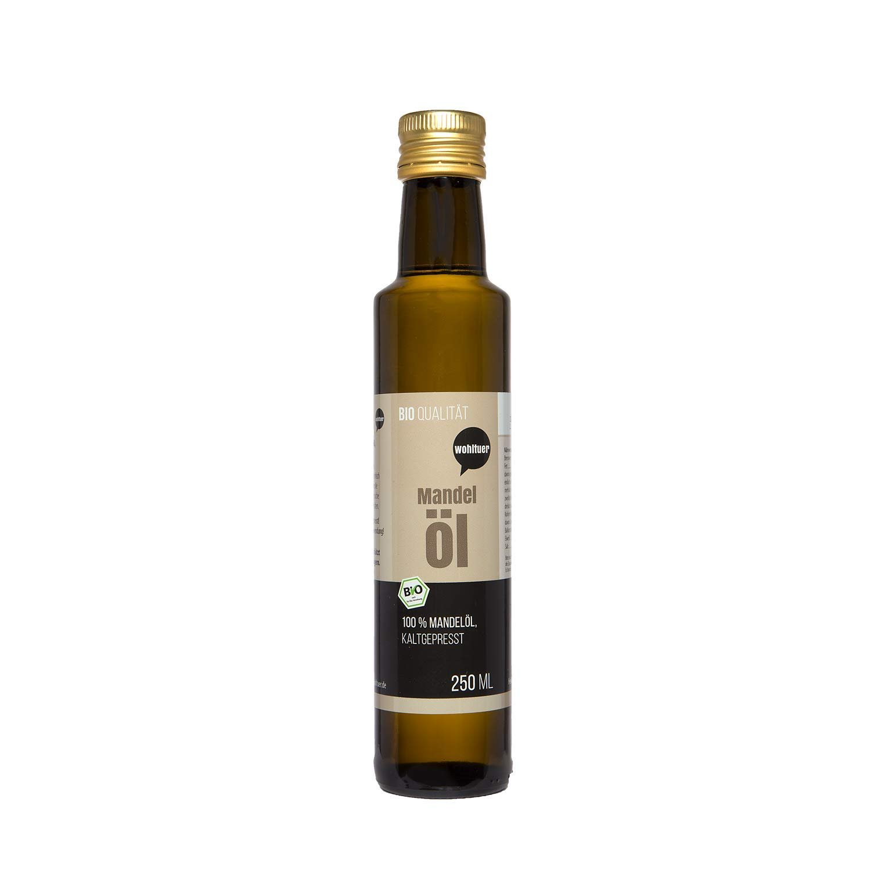 Bio Mandelöl - 250ml