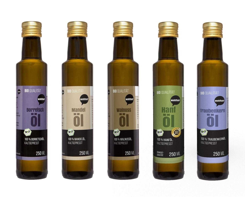 Bio Hanföl - 250ml