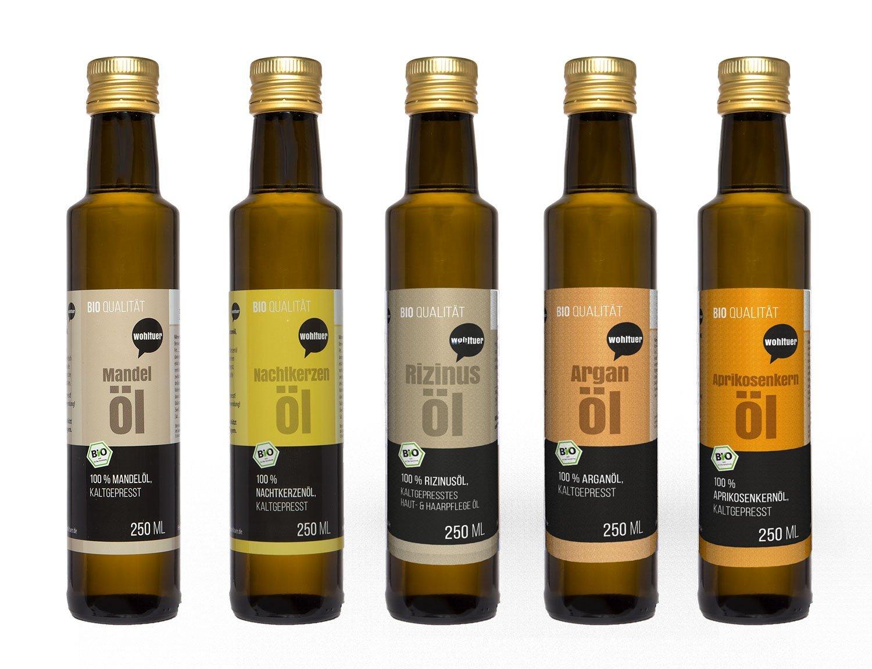 Bio Nachtkerzenöl - 250ml