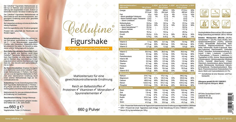 Cellufine® Figurshake - 660g