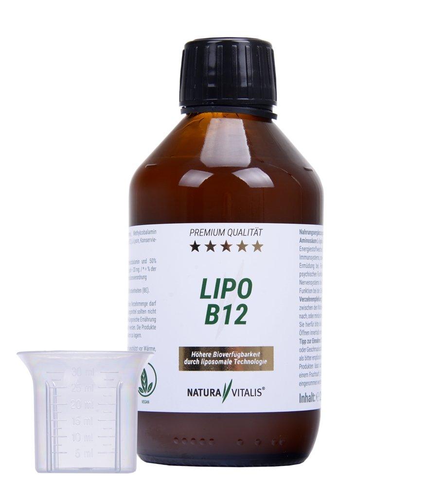 Lipo B12 von Natura Vitalis - 250ml