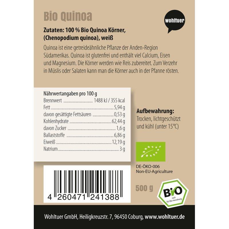 Bio Quinoa - 500g