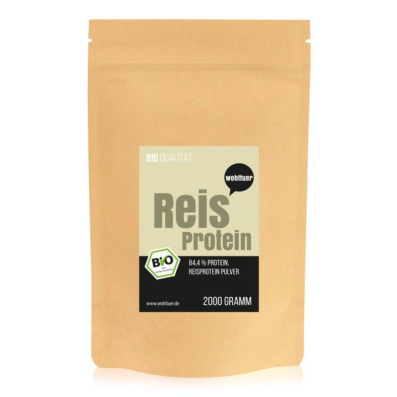 Bio Reisprotein - 2000g