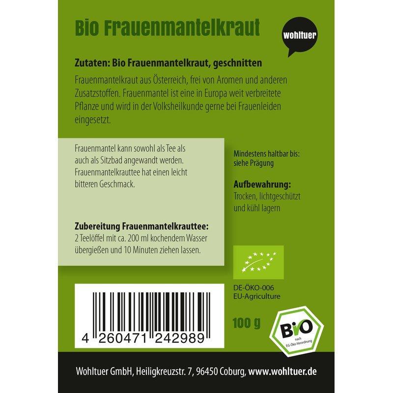 Bio Frauenmantel - 100g