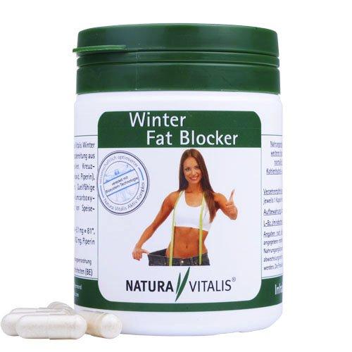 Winter Fat Blocker von Natura Vitalis® - 180 Kapseln