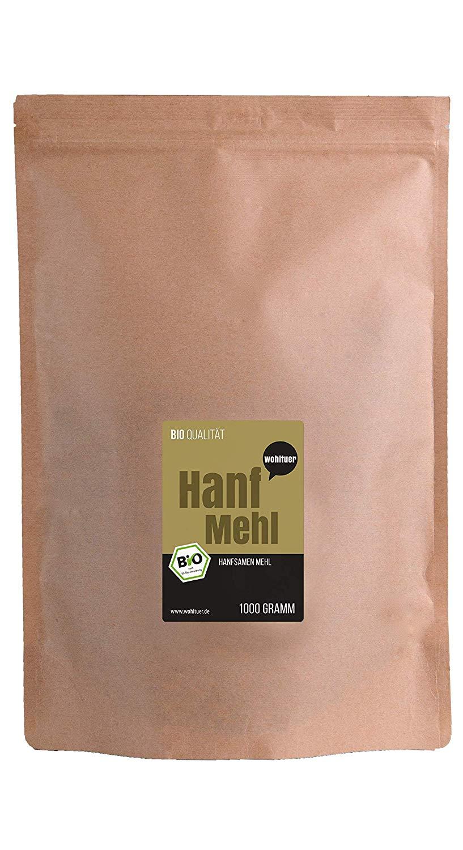 Bio Hanfmehl - 1000g