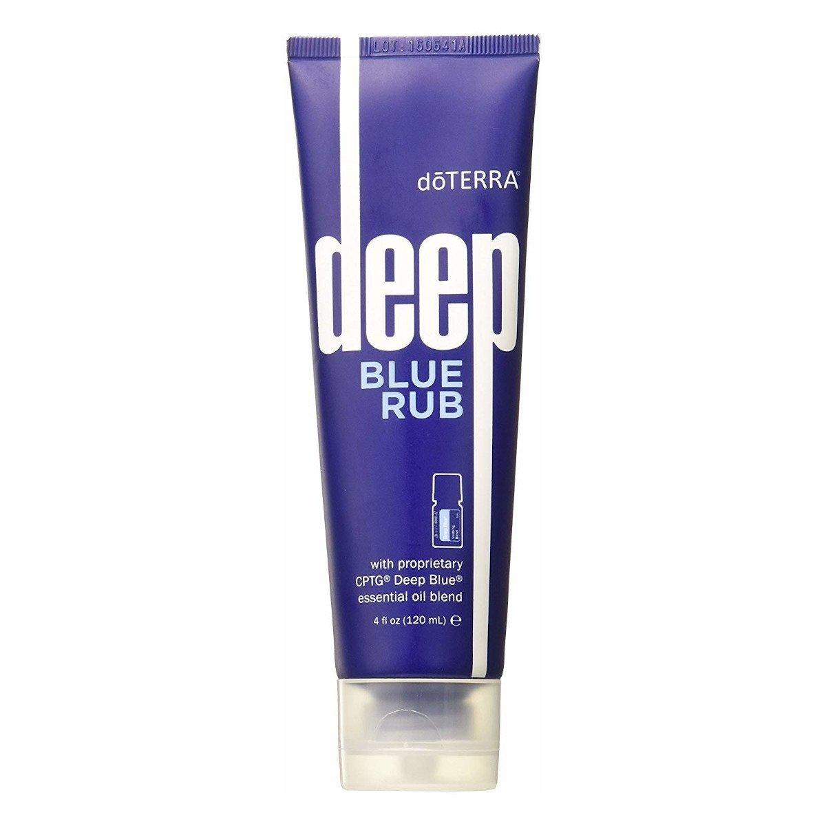 doTERRA Deep Blue Rub - Schmerzlindernde Lotion  (Wärmendes Massage-Gel)