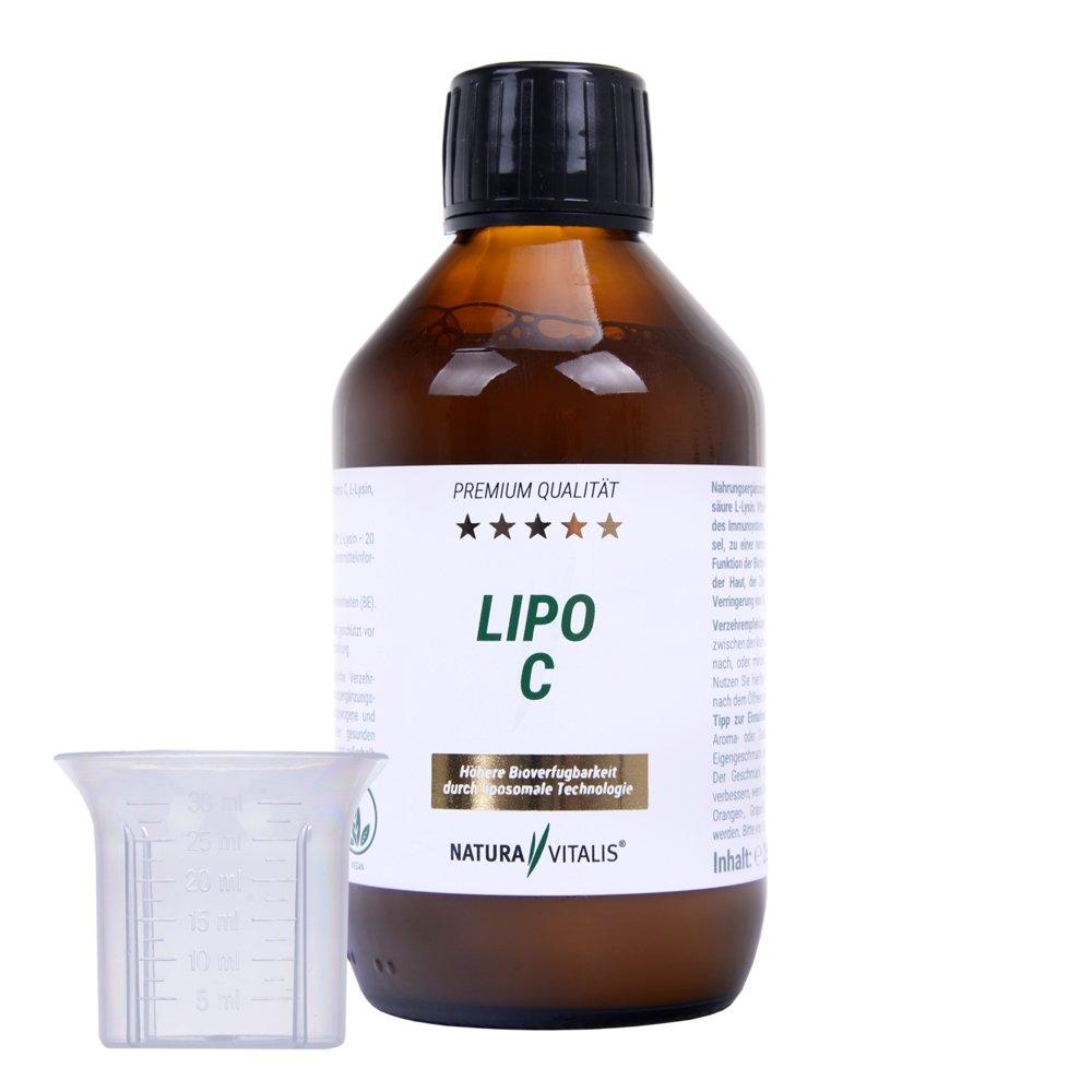 Lipo C von Natura Vitalis - 250ml
