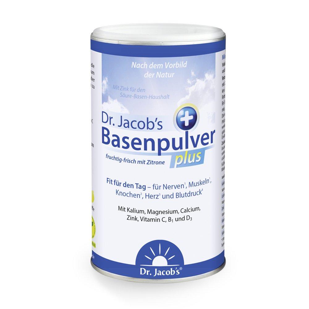 Set: Basenpulver plus 300g + Vitamin D3K2 Öl - 20ml
