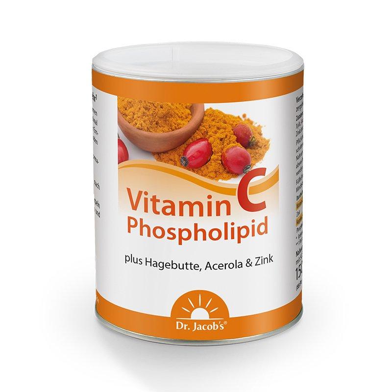 Dr. Jacobs Vitamin-C-Phospholipid - 150g
