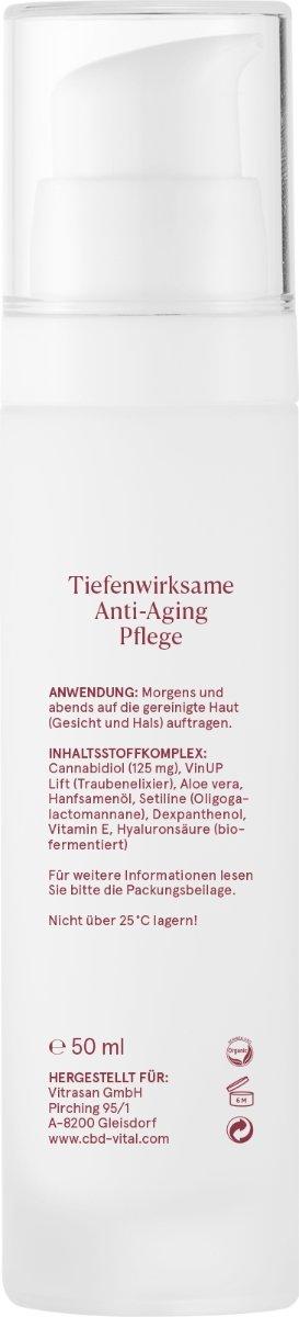 PREMIUM Anti-Faltencreme