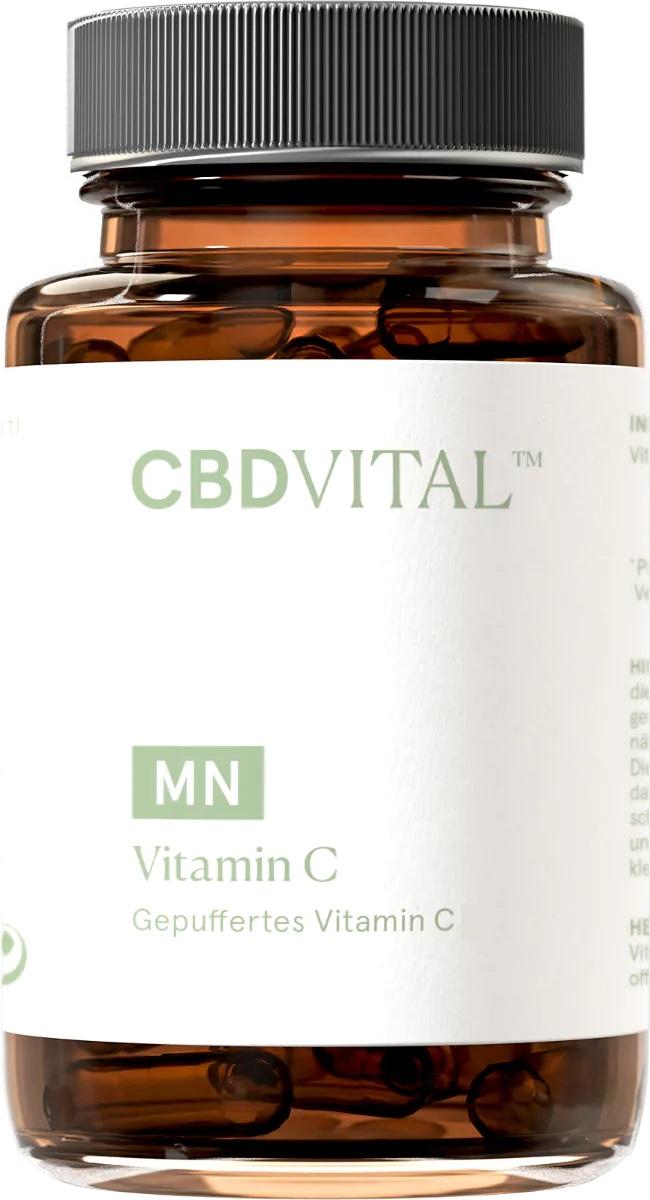 Vitamin C gepuffert - 60 Kapseln