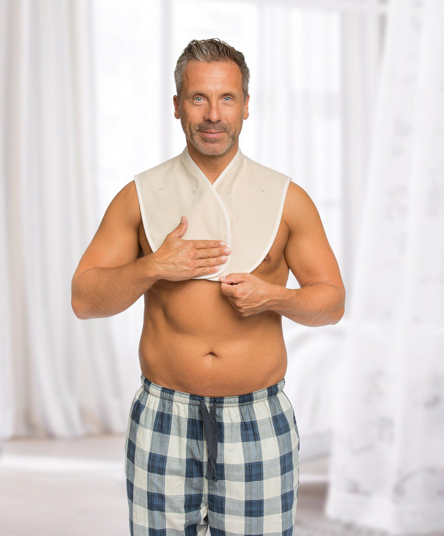 AlkaWear Basischer Nacken- und BronchienWickel ® von P. Jentschura