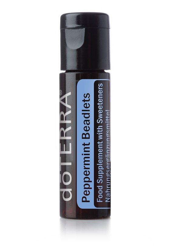 doTERRA Peppermint Beadlet - 125 Pfefferminz Kügelchen