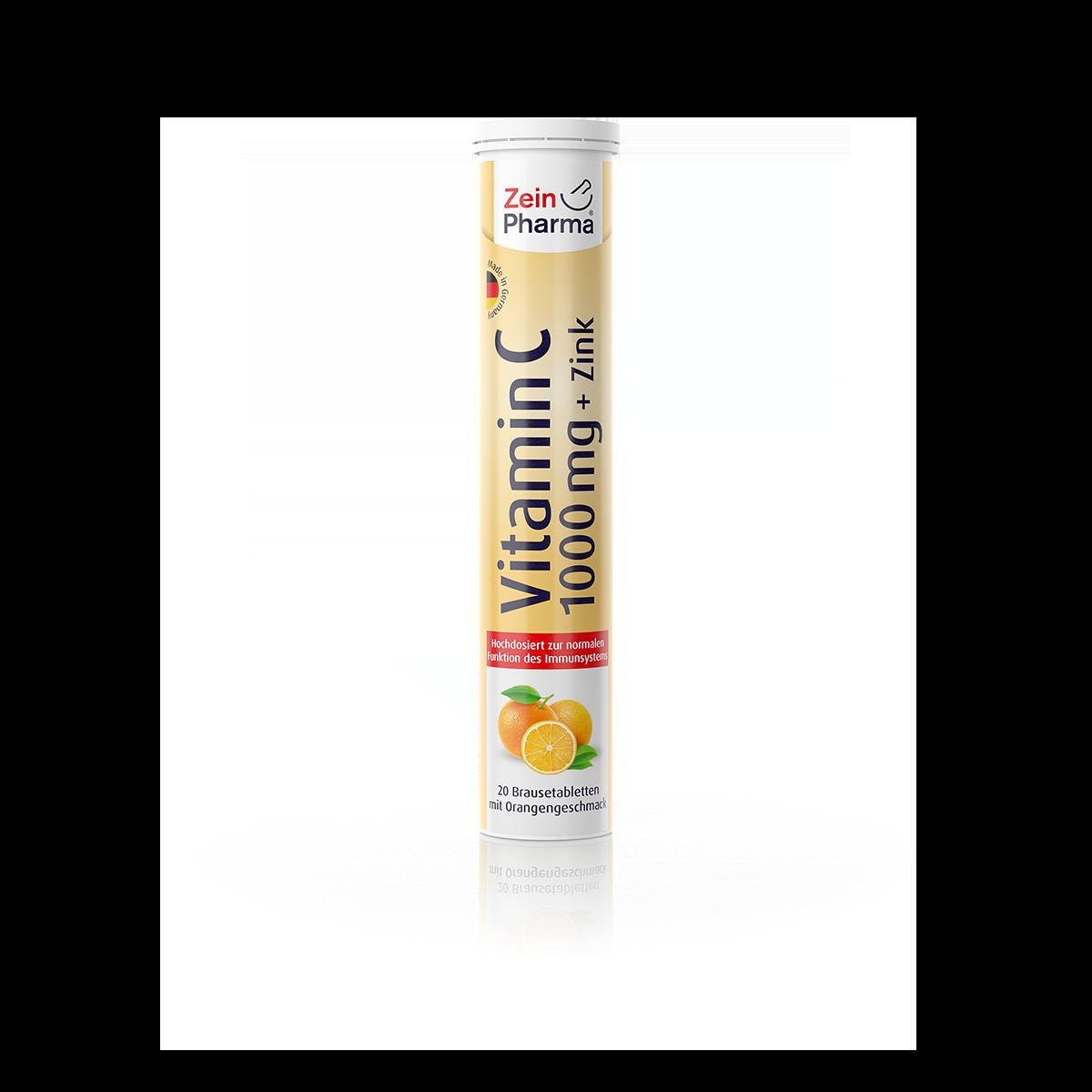 Vitamin C 1000 mg Brausetabletten 20 Stk.