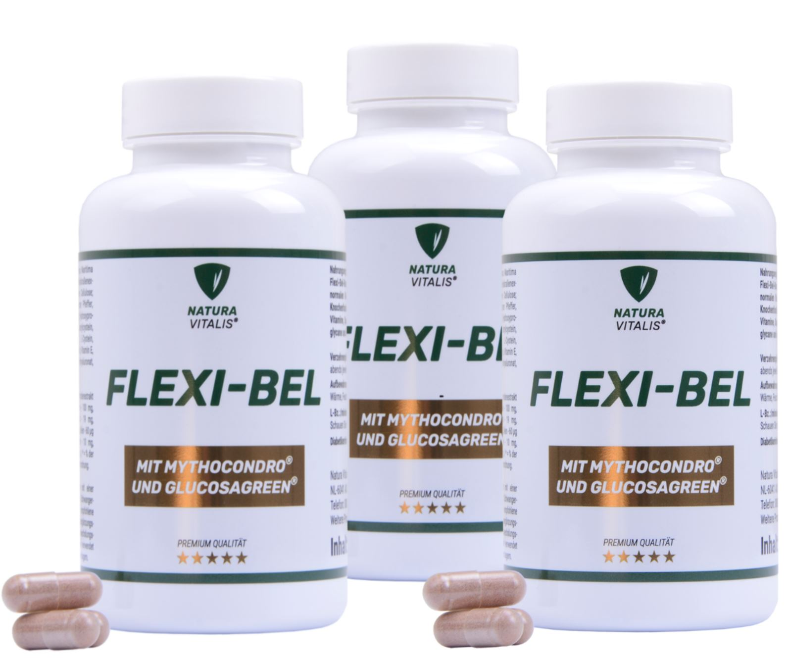Flexi-Bel 360 Kapseln von Natura Vitalis®
