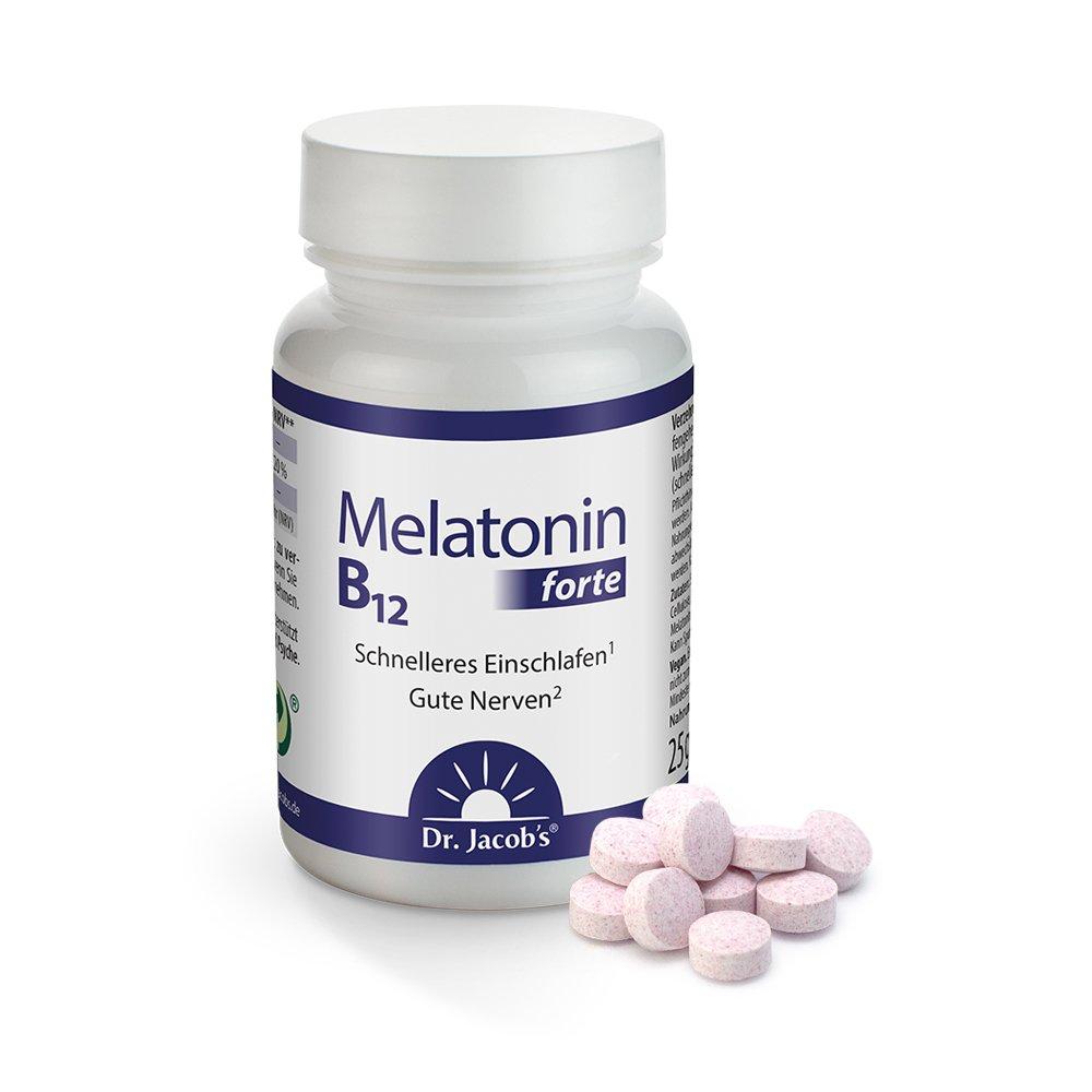 Melatonin B12 forte Tablette 90 Stk.