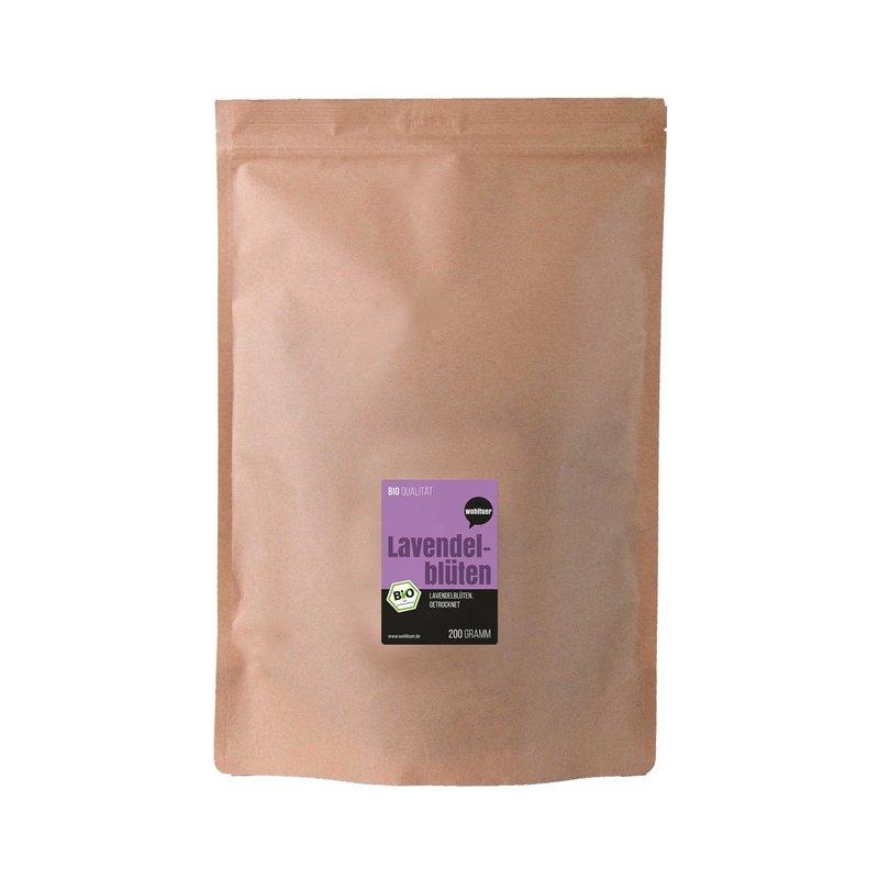 Bio Lavendelblüten 200g