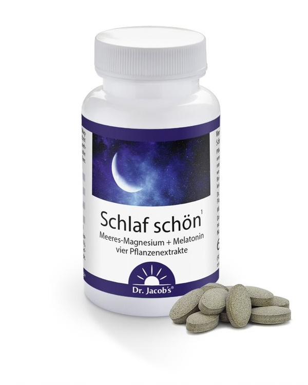 Dr. Jacobs Schlaf schön - 90 Tabletten