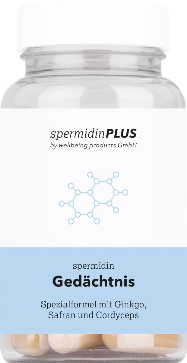Spermidin Gedächtnis - 60 Kapseln