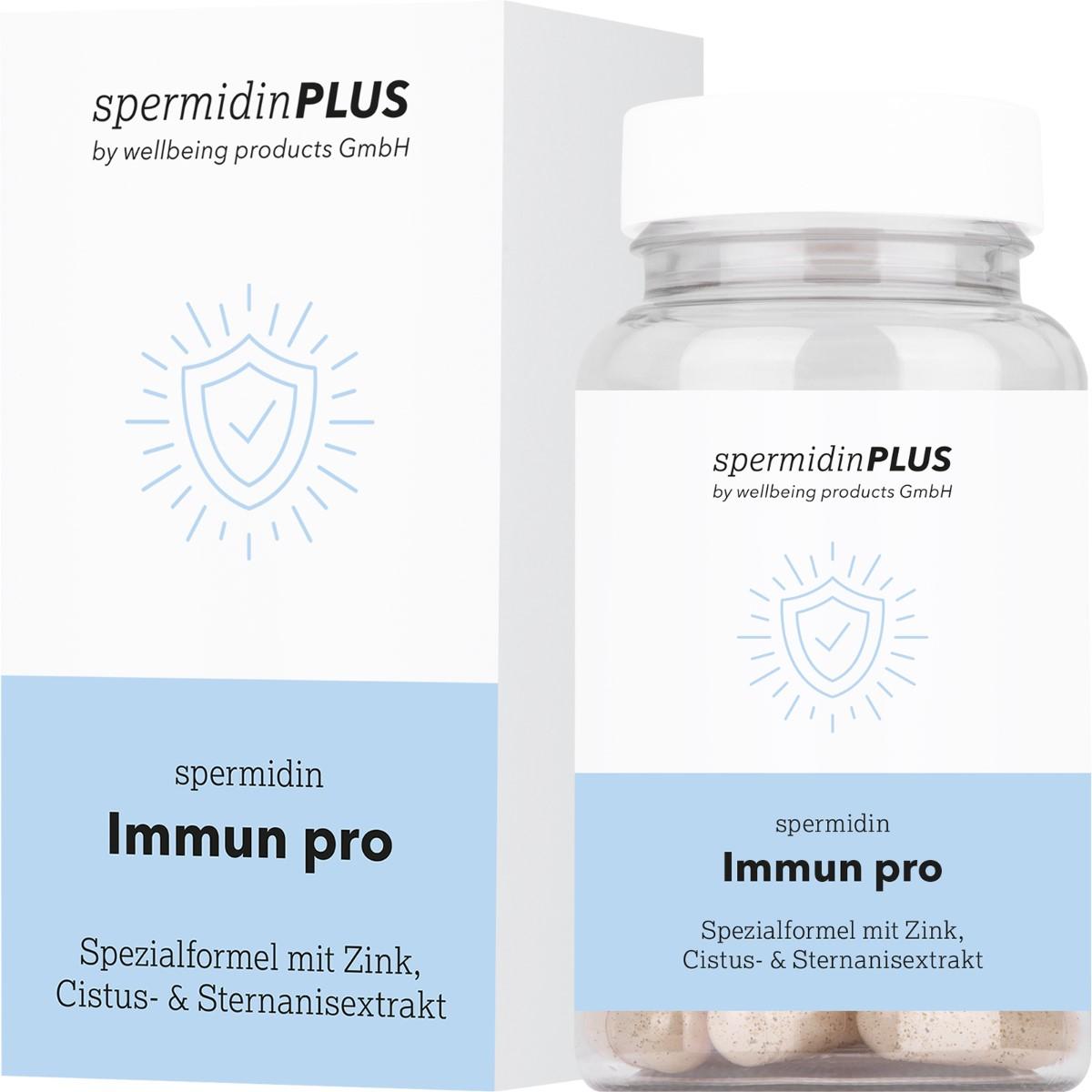 Spermidin Immun pro - 60 Kapseln