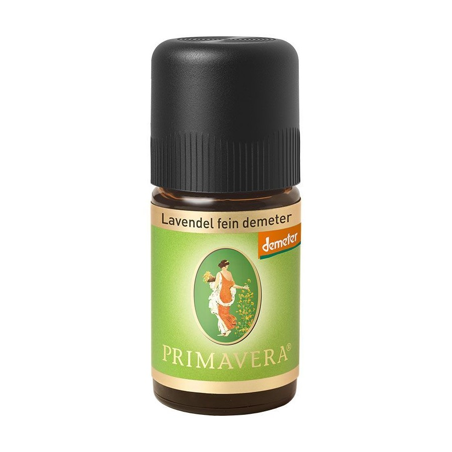 PRIMAVERA Lavendel fein demeter - 5ml