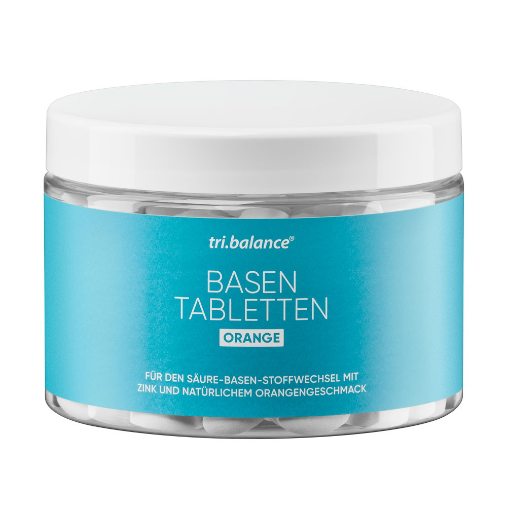 tri.balance® Basentabletten ORANGE (PRO) 255 Stk.