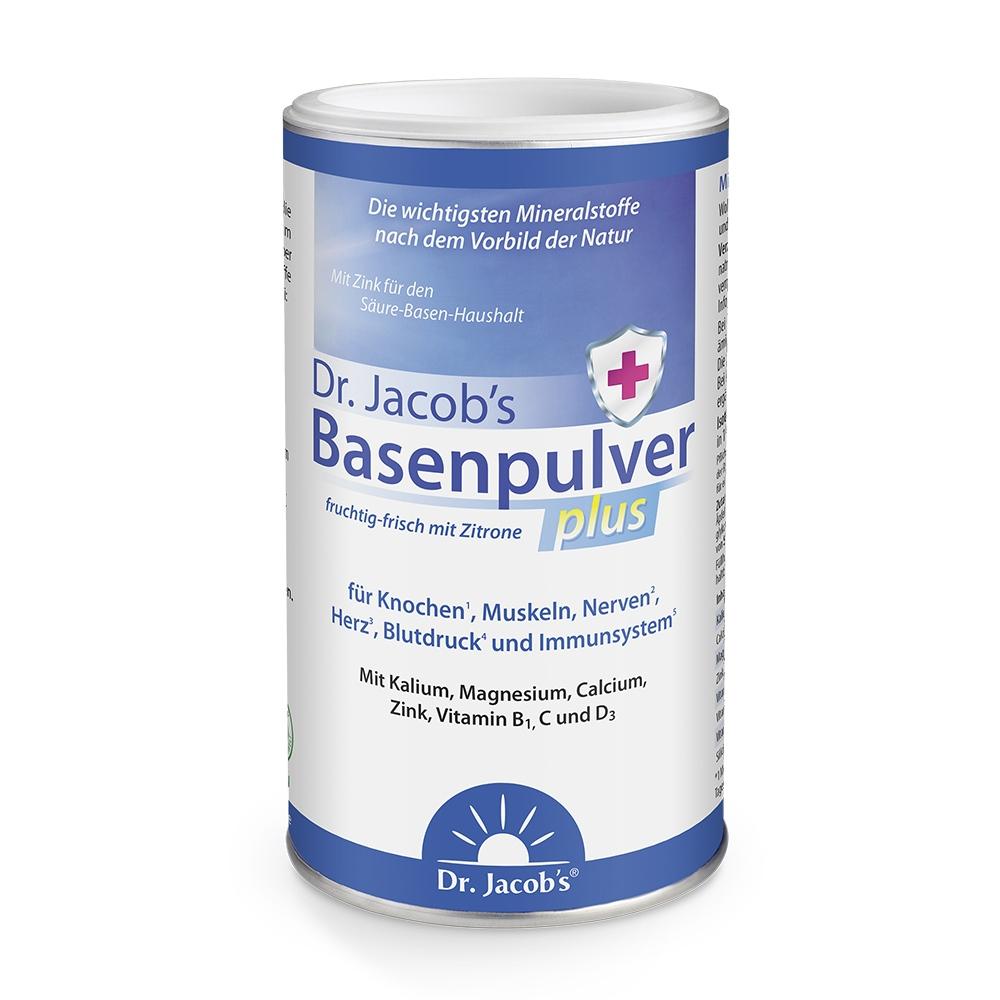Dr. Jacobs Basenpulver plus 300g
