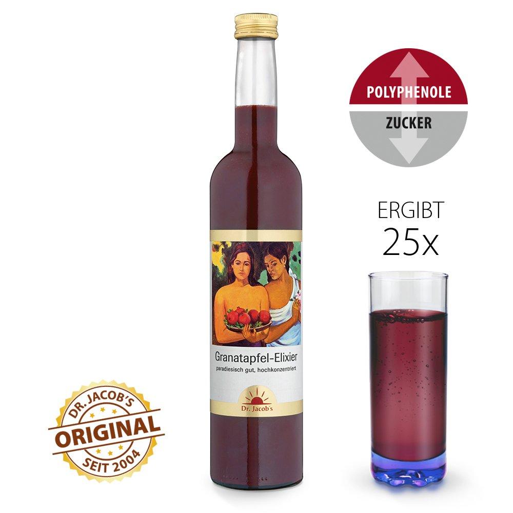 Dr. Jacobs Granatapfel-Elixier 500 ml