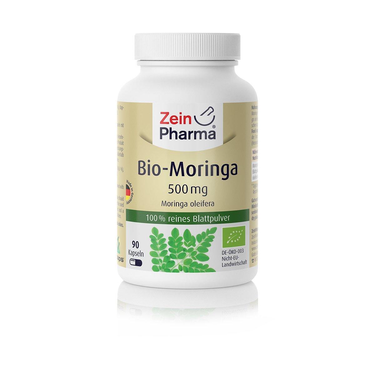 Bio Moringa 90 Kapseln - vegetarisch