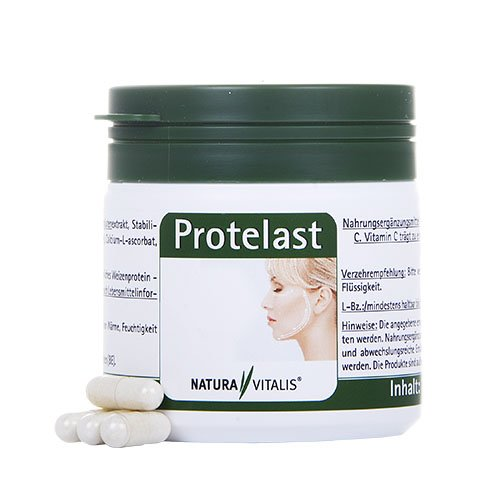 Protelast - 120 Kapseln von Natura Vitalis®