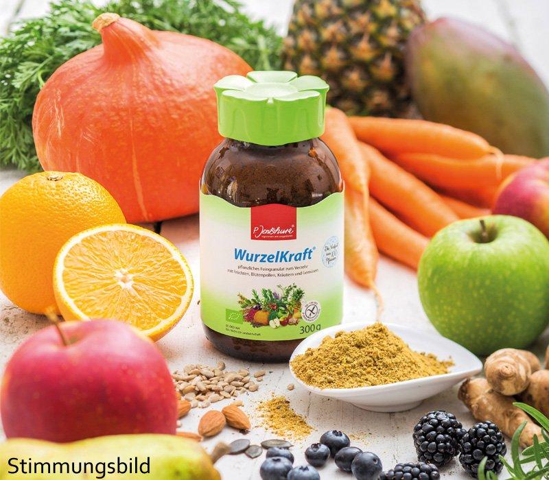 WurzelKraft® Bio 300g von P. Jentschura