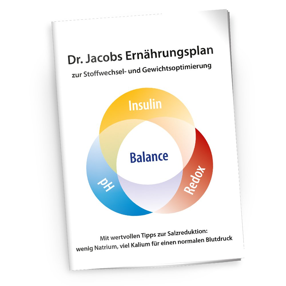 Dr. Jacobs Ernährungsplan