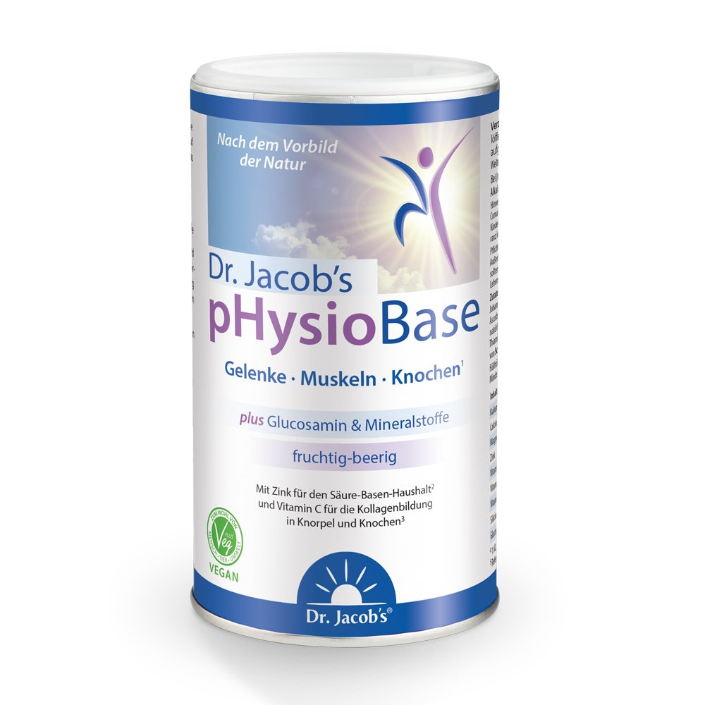 Dr. Jacobs pHysioBase 300 g