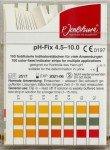 pH-Streifen von P. Jentschura