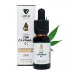 Reines C B D Cannabis-Öl 5% 20ml