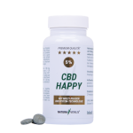 CBD Happy - 120 Presslinge