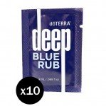 doTERRA Muster Proben Deep Blue Rub (Wärmendes Massage-Gel)