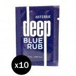 doTERRA Muster Proben Deep Blue Rub (Wärmendes Massage-Gel)